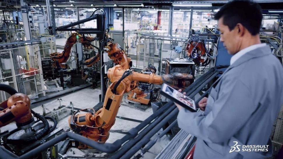 Dassault Systèmes_ขับเคลื่อน SME สู่โรงงาน