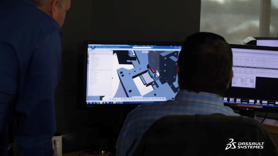 Dassault Systèmes_โซลูชัน Manufacturing Operations Management (MOM)