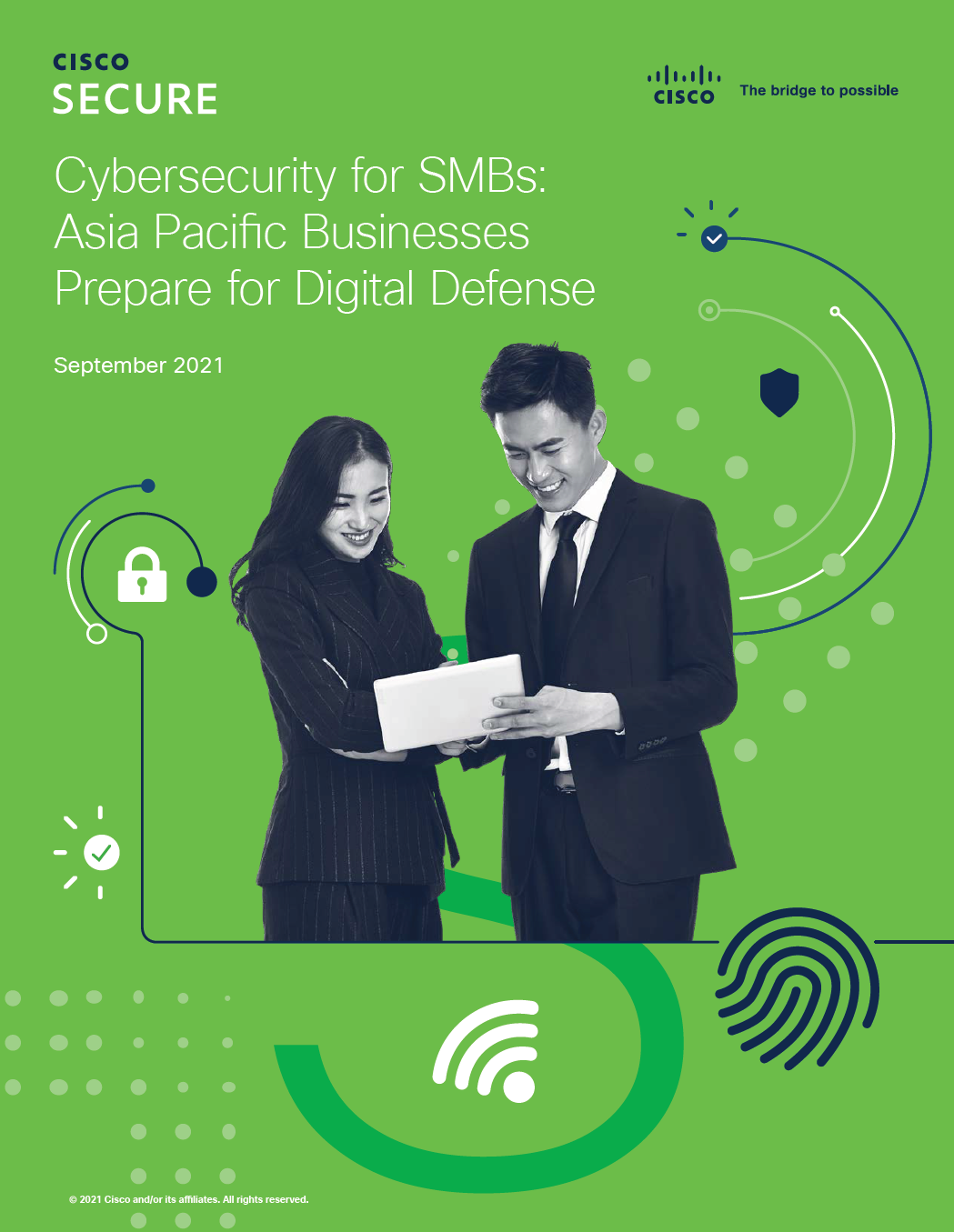 Cisco cybersecurity for SMBs
