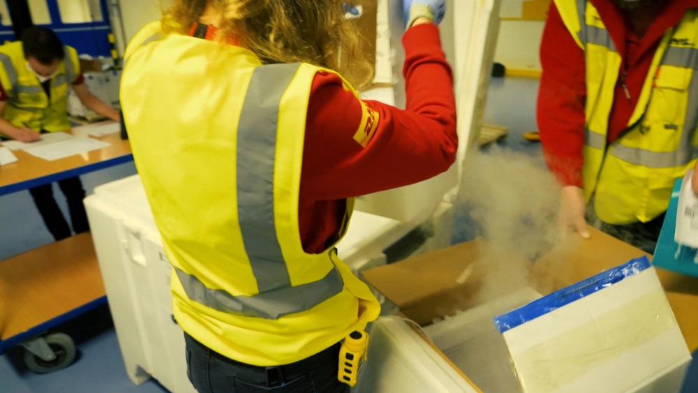 DHL Express_covid-19 vaccine distribution